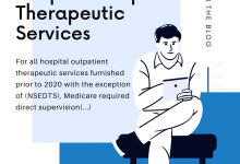 Hospital Outpatient Therapeutic Services - Change in Supervision Level